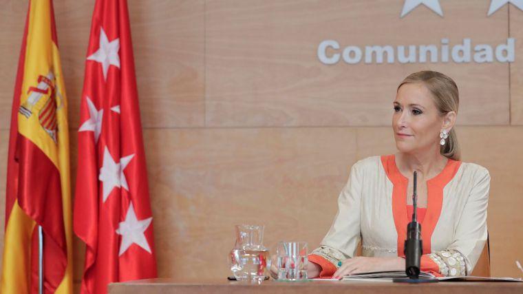 Cifuentes aprueba el proyecto de Ley de Víctimas del Terrorismo