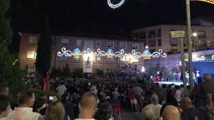 Las fiestas de Pozuelo de Alarcón llegan a su ecuador con el concierto de Juankar Chocano y la gran caldereta popular