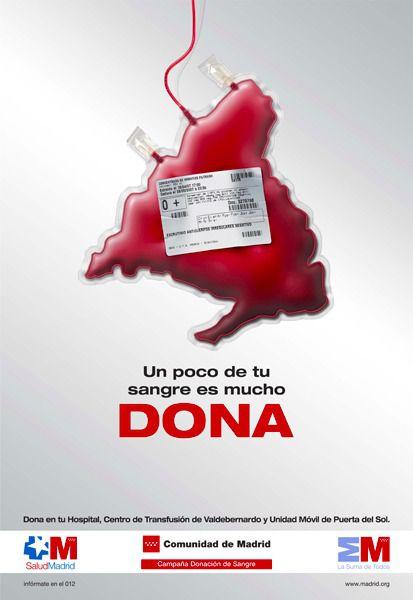 Donación de sangre en Pozuelo de Alarcón