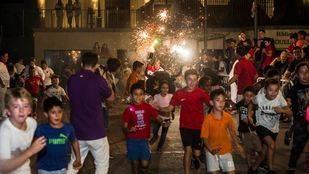 """""""La Nochentera del Pulpo"""", Seguridad Social y Chenoa ponen el broche de oro a las fiestas de Pozuelo de Alarcón"""
