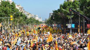 Los populares propondrán al Pleno rechazar la convocatoria de referéndum ilegal del 1 de octubre en Cataluña