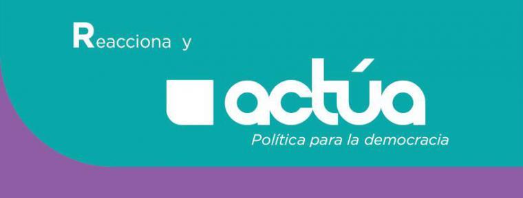 Víctor Sanz, candidato a la alcaldía por Actúa Pozuelo