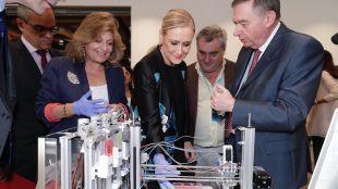 Cifuentes presenta MadrIDtech, para impulsar el liderazgo tecnológico de Madrid