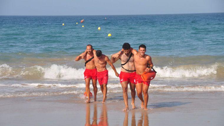 Cruz Roja Española ha realizado más de 96.000 atenciones en playas