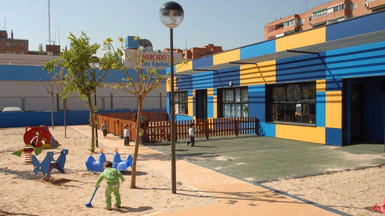 Carmena aprueba la construcci n de una nueva escuela - Escuelas infantiles pozuelo ...