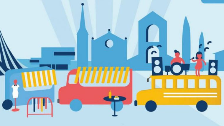 Fin de semana Food Truck en Pozuelo de Alarcón