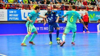 La Comunidad se vuelca con la celebración de la Copa de España de fútbol sala 2018