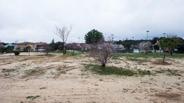 El Ayuntamiento de Pozuelo continúa trabajando en nuevas actuaciones para la urbanización de La Cabaña