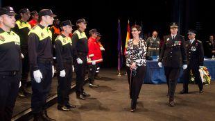 La alcaldesa subraya las palabras del Rey sobre la unidad de España