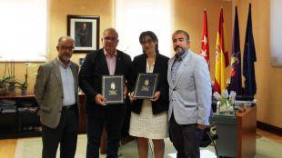 El Ayuntamiento mantiene su compromiso con el proyecto de la AVT para apoyar a las víctimas del terrorismo