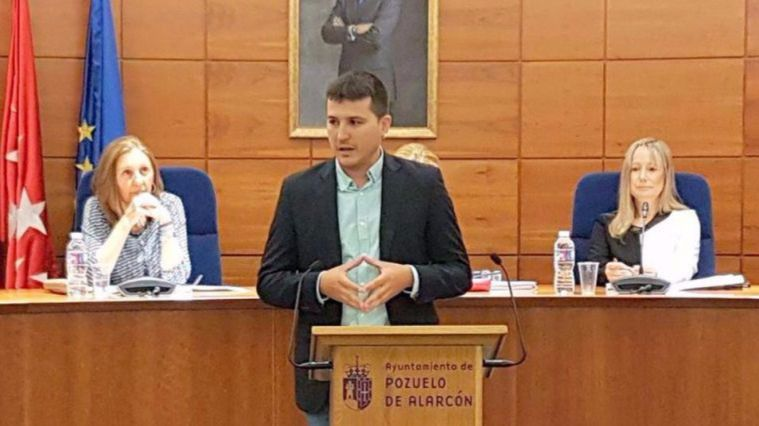 """Beatriz Pérez Abraham: """"Lo único que quiere Podemos en Pozuelo es que los servicios sociales no atiendan a los vecinos por la tarde"""""""