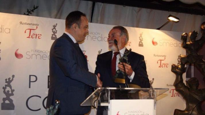 Mayor Oreja hace un llamamiento a la concordia en Pozuelo