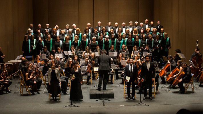 """La coral Kantorei interpreta el famoso oratorio """"La Creación"""" de J. Haydn en Pozuelo de Alarcón"""