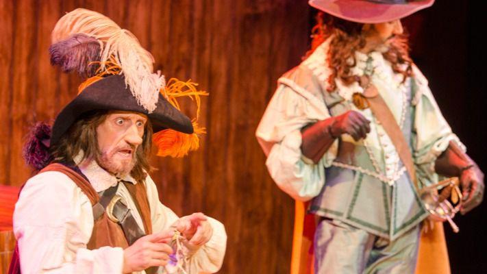 El 'Cyrano de Bergerac' llega a Pozuelo de Alarcón
