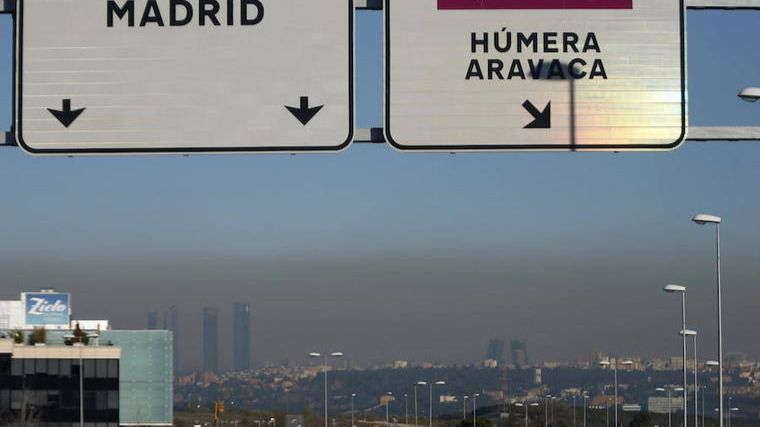 El PSOE pedirá en el pleno un plan de calidad del aire en Pozuelo