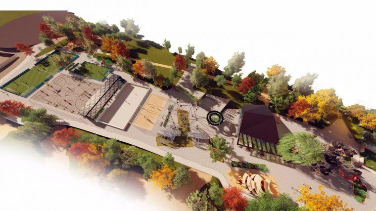 Adjudicadas las obras para la construcción de una zona deportiva y de ocio en la explanada del antiguo mercadillo