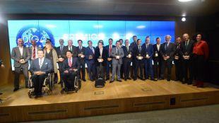 Ocho entidades comprometidas reciben los Premios de Accesibilidad DIGA 2017