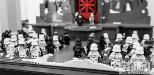 Exposición: StarBricks, los últimos Jedi en Pozuelo