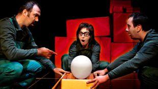 'La vuelta al mundo en 80 cajas' en Pozuelo de Alarcón