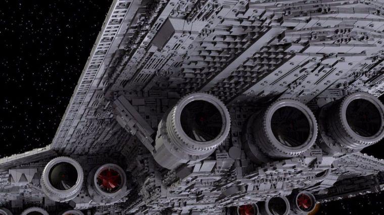 """La alcaldesa inaugura hoy la exposición Star Bricks, """"Los últimos Jedi en Pozuelo"""""""