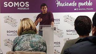 """Perpinyà: """"Tenemos el deber de impulsar un cambio dentro y fuera de las instituciones"""""""