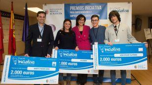 El Ayuntamiento premia las mejores empresas de reciente creación y proyectos empresariales de Pozuelo de Alarcón