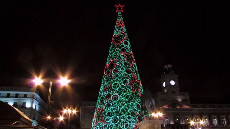 Más de 43.000 personas han visitado ya la 'Navidad en Sol', desde el pasado día 11