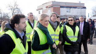 Cifuentes destaca el avance del Pacto Regional por la Cañada Real