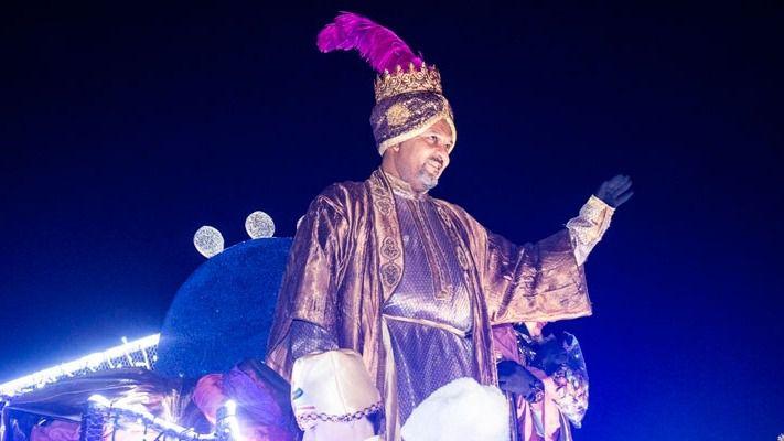 Gran Cabalgata de Reyes 2018 en Pozuelo de Alarcón
