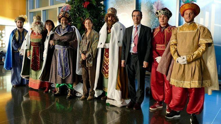 Pozuelo de Alarcón, preparado para la esperada llegada de Sus Majestades Los Reyes Magos de Oriente