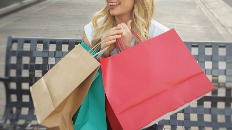 Un día con artritis de compras