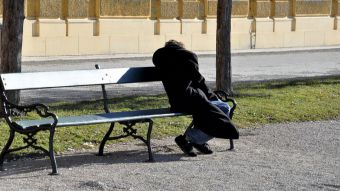 Cruz Roja refuerza su intervención con personas sin hogar ante la bajada de las temperaturas