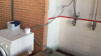 CSIF denuncia la situación insostenible de las instalaciones del Parque de Bomberos de Pozuelo de Alarcón