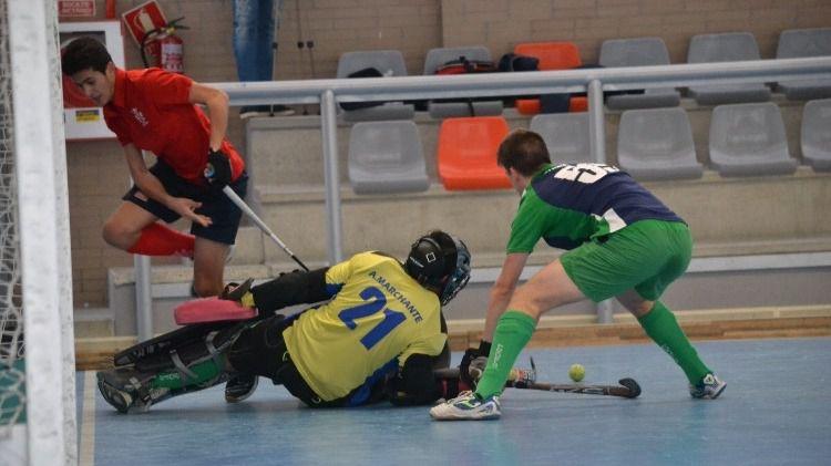 Semana 3: Club Hockey Pozuelo