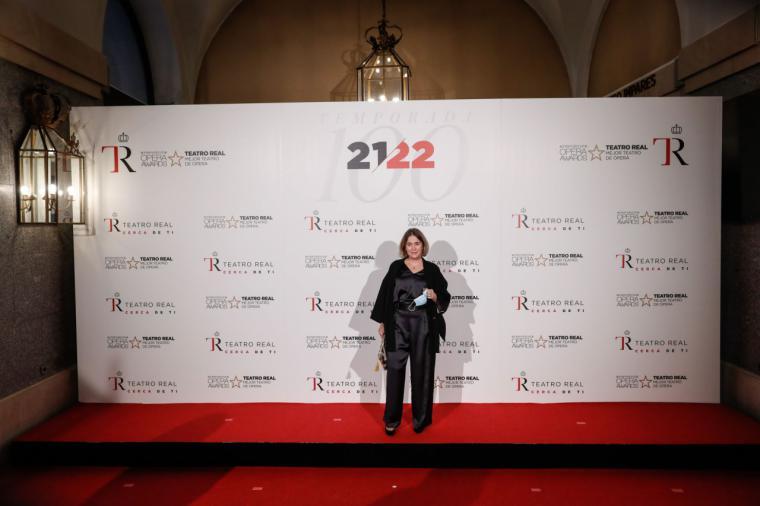 La Comunidad de Madrid, en la inauguración de la nueva temporada 21-22 del Real, el mejor Teatro de Ópera del mundo