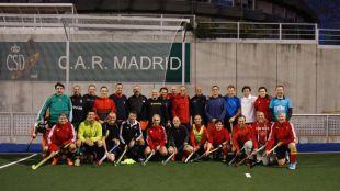 Semana 4: Club Hockey Pozuelo
