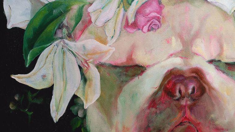 La artista madrileña Loreto Pozuelo expone en Alejandría ad Hoc