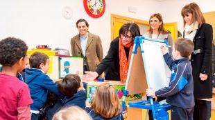 El colegio San José Obrero ya luce nueva imagen tras la reforma integral a la que el Consistorio ha destinado más de 510.000 euros