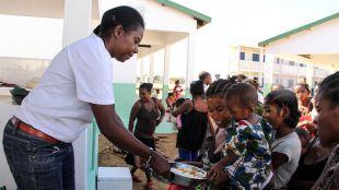 Más de 3,5 millones de madres y niños menores de cinco años mueren cada año en el mundo como consecuencia de la desnutrición