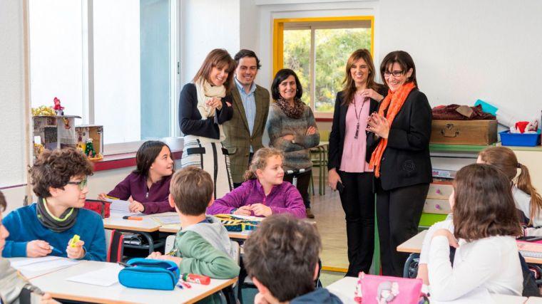 El Ayuntamiento ha invertido en el último año cerca de 800.000 euros en las obras de mejora de siete colegios públicos