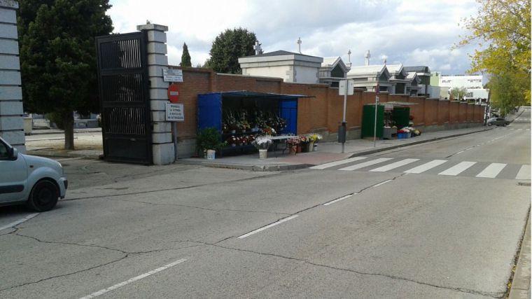 Una rotonda para mejorar la movilidad y la circulación en el entorno del cementerio