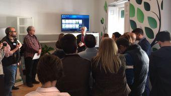 Primer aniversario de la inauguración de la Unidad Integral AECC en el Corredor del Henares