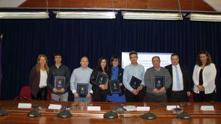 El Ayuntamiento y los sindicatos firman por unanimidad el acuerdo de funcionarios y el convenio colectivo para personal laboral
