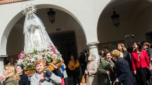 La Semana Santa llega a su fin en Pozuelo de Alarcón