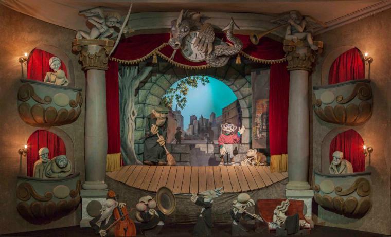 Más de 400 títeres, máscaras y linternas mágicas habitarán Pozuelo en una exposición sin parangón en España