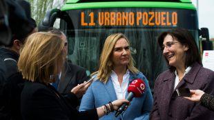 El Ayuntamiento invertirá cerca de 150.000 euros al año en la prolongación de la línea 656A que dará servicio a La Cabaña