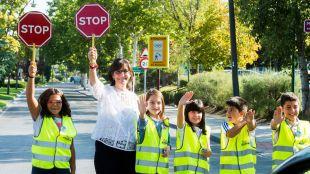 """Rutas """"Al cole a pie"""" para fomentar la movilidad ecológica, segura y saludable"""
