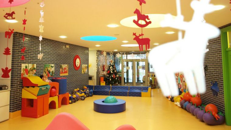 Somos pozuelo pide que se reinvierta el super vit municipal en una nueva escuela infantil en - Escuelas infantiles pozuelo ...