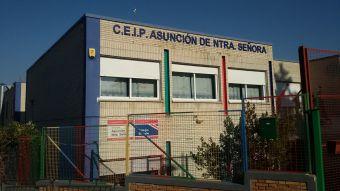 Luz verde a las obras de reforma y rehabilitación energética del colegio público Asunción de Nuestra Señora