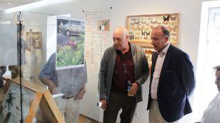 El Centro Cultural Padre Vallet acoge una exposición sobre el fascinante mundo de los insectos